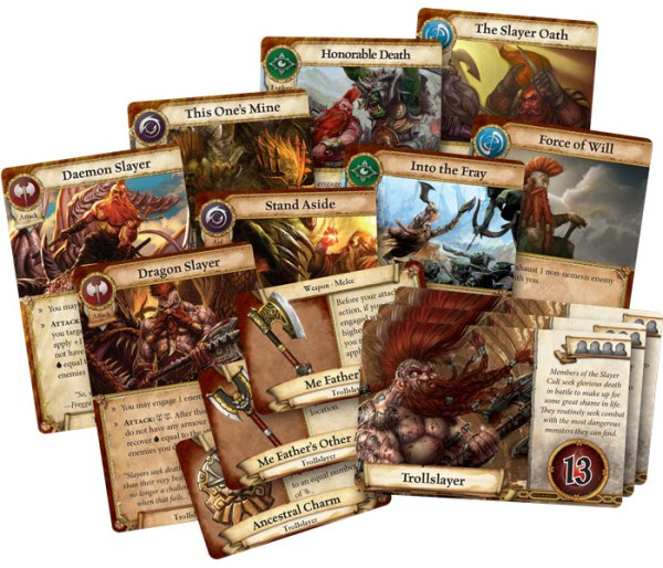 Warhammer Quest: The Adventure Card Game – Trollslayer ...
