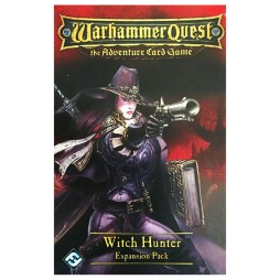 Warhammer Quest Witch Hunter Expansion - Cover