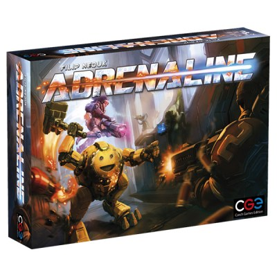 Adrenaline - Cover