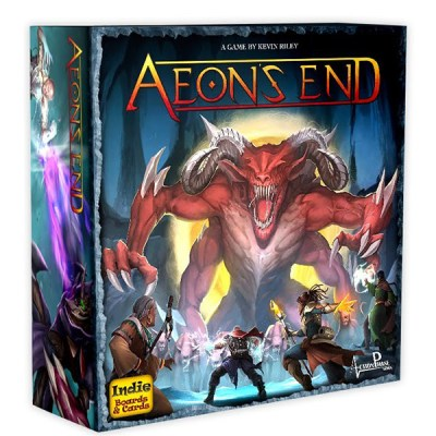 Aeon's End - Cover