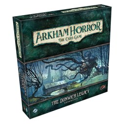 Arkham Horror The Card Game – The Dunwich Legacy - Cover