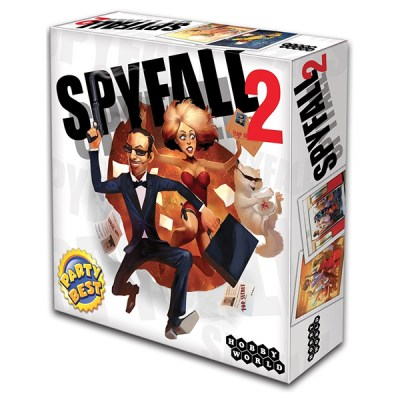 Spyfall 2 - Cover