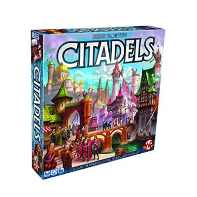 Citadels (2016 Edition) - Cover