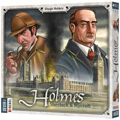 Holmes Sherlock & Mycroft - Cover