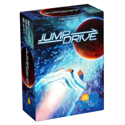 Jump Drive - Cover
