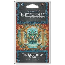 Android Netrunner – The Liberated Mind - Cover