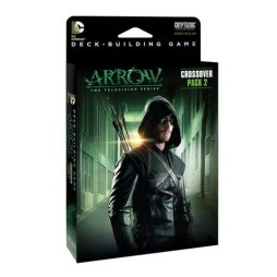 DC Comics Deck-Building Game Crossover Pack 2 Arrow - Cover