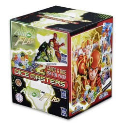 DC Dice Masters Green Arrow & The Flash - Gravity Feed - Cover