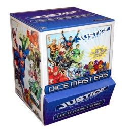DC Dice Masters Justice League - Gravity Feed - Cover