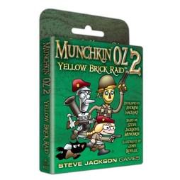 Munchkin Oz 2 - Cover