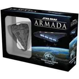 Star Wars Armada - Imperial Light Carrier Expansion Pack - Cover