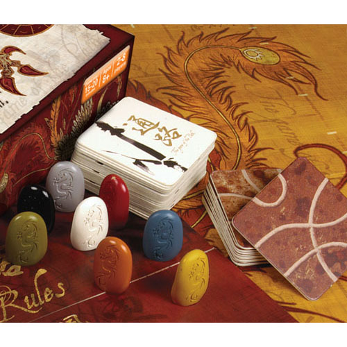 Tsuro The Game of the Path – Overview