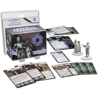 Star Wars Imperial Assault – BT-1 & 0-0-0 Villain Pack – Overview
