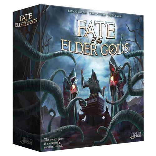 Fate of the Elder Gods– Cover