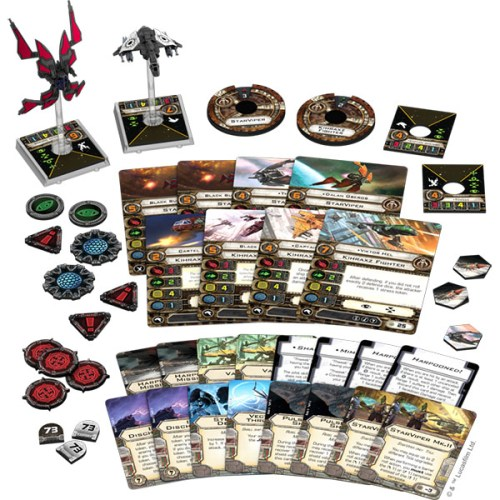 Star Wars X-Wing – Guns for Hire Expansion Pack – Overview