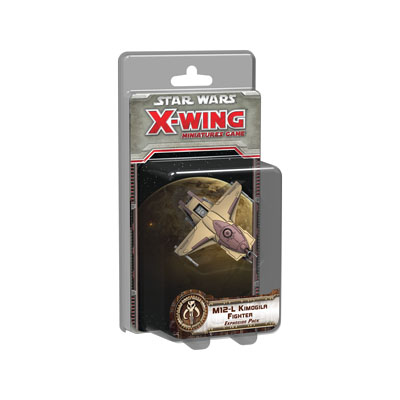 Star Wars X-Wing – M12-L Kimogila Fighter Expansion Pack – Cover