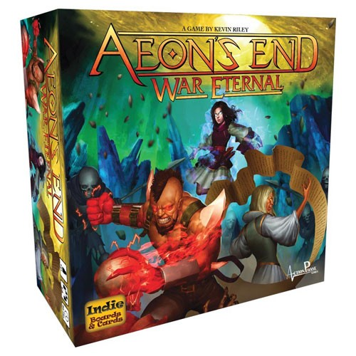 Aeon's End War Eternal (Second Edition) – Cover