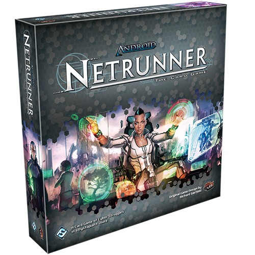 Android Netrunner LCG – Revised Core Set – Cover