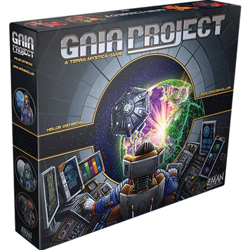 Gaia Project – Cover