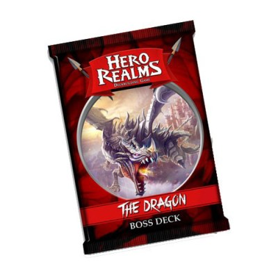 Hero Realms The Dragon Boss Deck – Cover