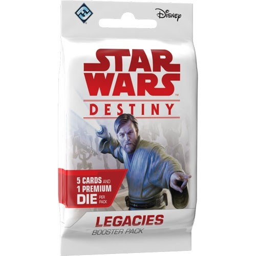Star Wars Destiny Empire at War – Booster Pack – Cover