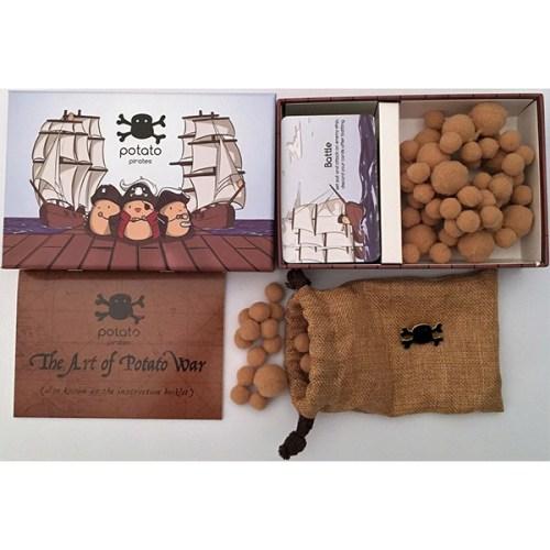 Potato Pirates – Content