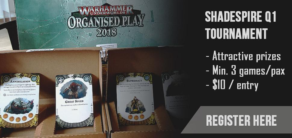 Shadespire Q1 Tournament