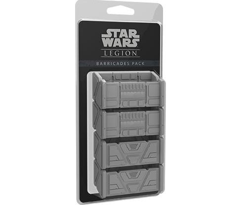 Star Wars Legion – Barricades Pack – Cover