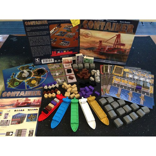 Container 10th Anniversary Jumbo Edition – Overview