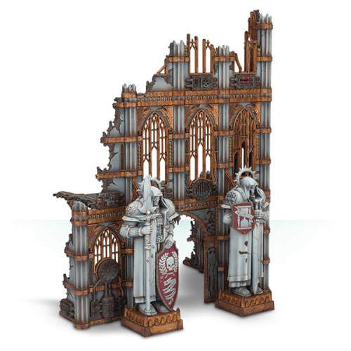 Sector Imperialis Basilicanum – Overview