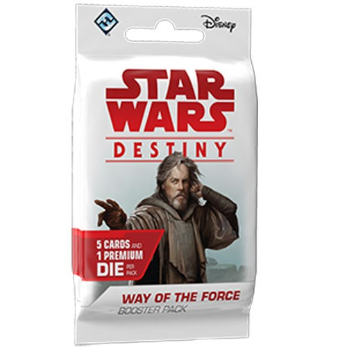 Star Wars Destiny Way of the Force – Booster Pack – Cover