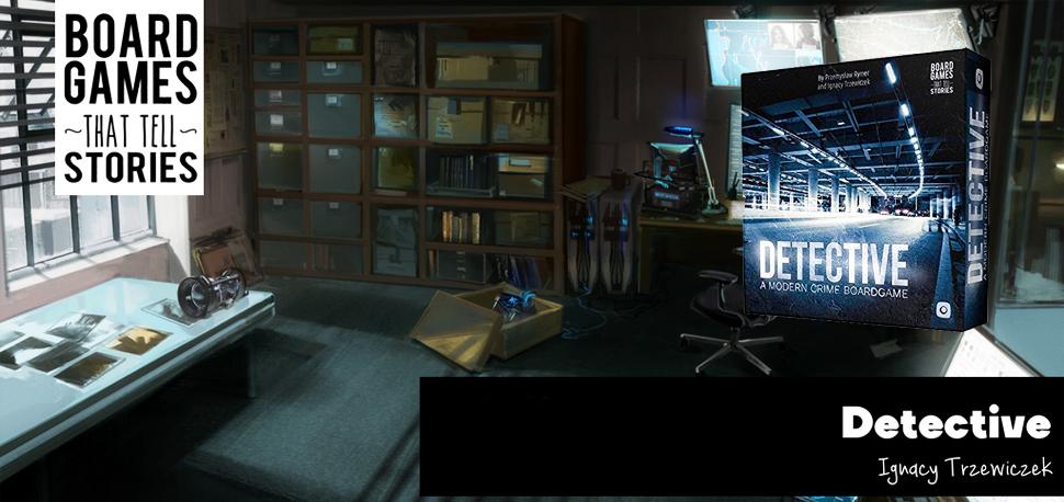 Detective Banner