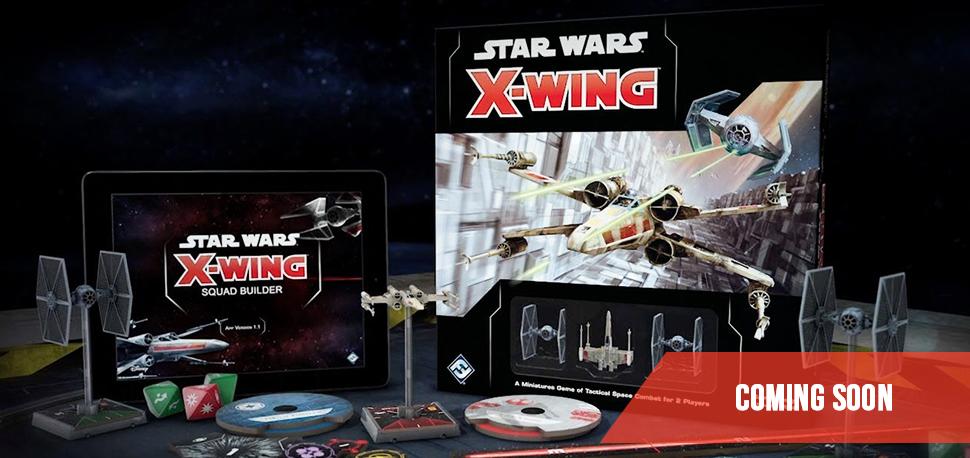 Star Wars X-Wing 2.0 Banner