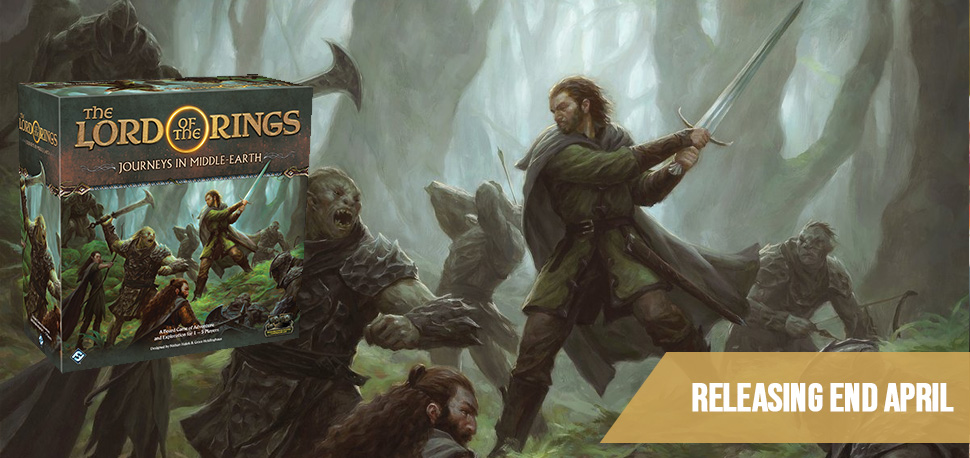 Journeys in Middle Earth Banner