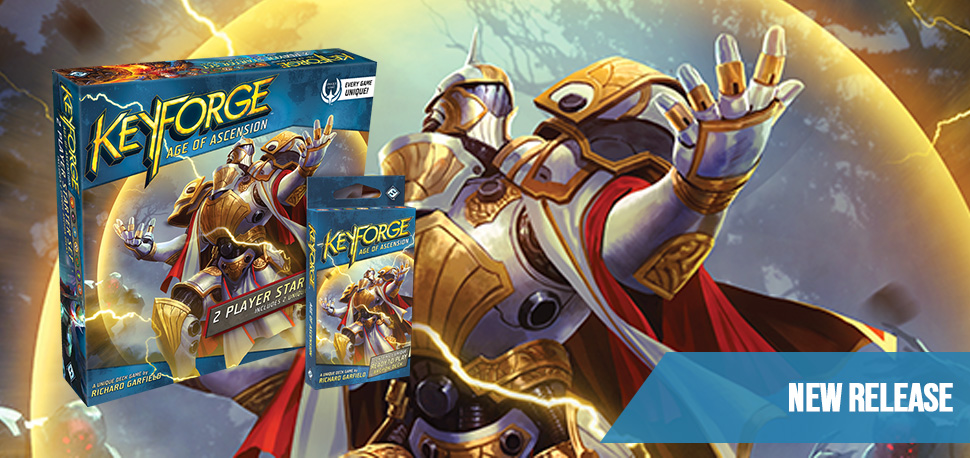 Keyforge Banner Age of Ascension 1.0