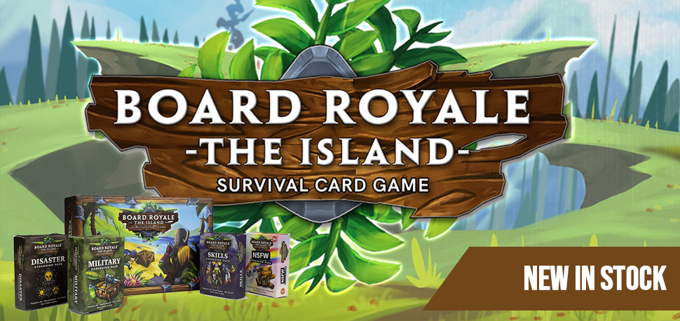 Board Royale Banner