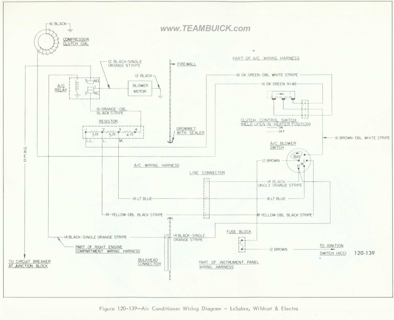 Wiring Diagram For Buick Skylark