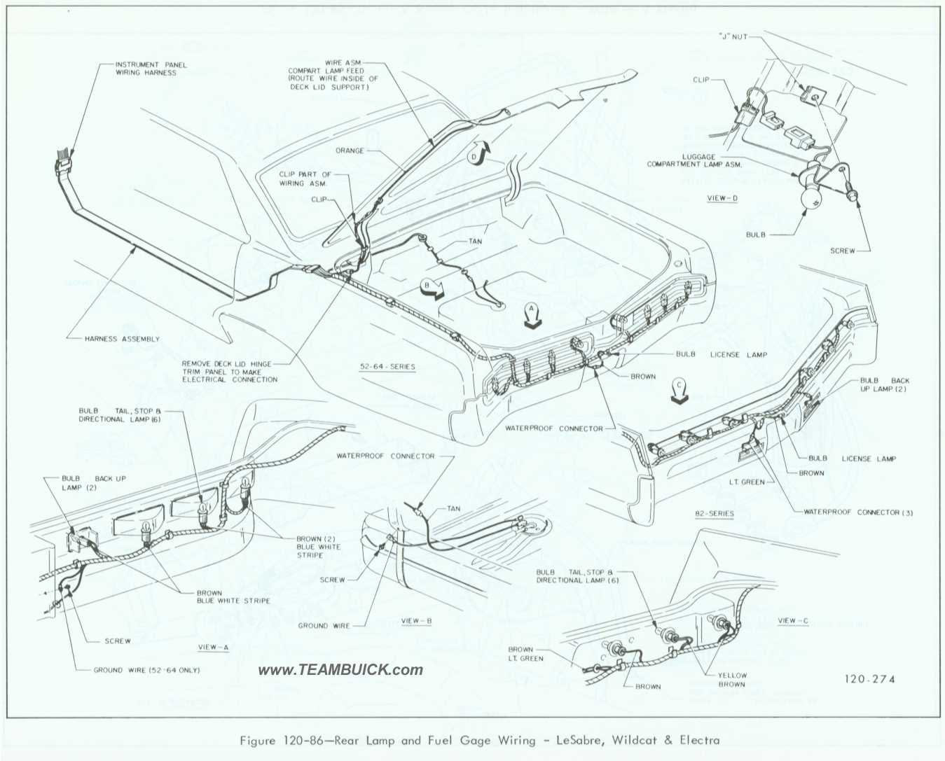 Buick Wiring Diagrams
