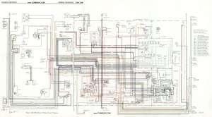 ***1967 Buick Riviera wiring diagram***