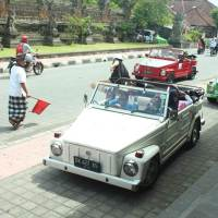 VW Safari Tour di Bali