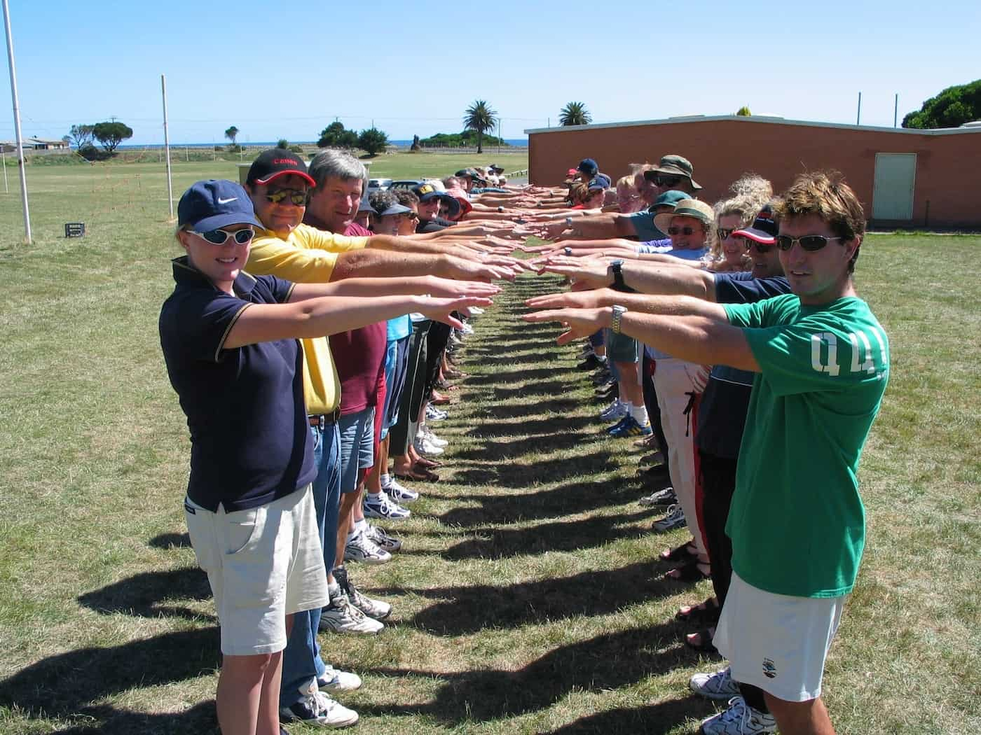 Icebreakers And Team Building Games