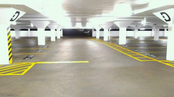 Commercial Line Striping Contractor - Baltimore, MD | Team ...