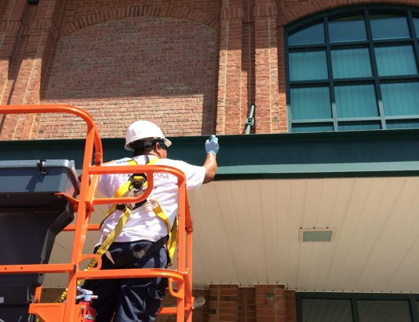 Commercial Painting Contractor - Baltimore, MD | Team Cam, LLC