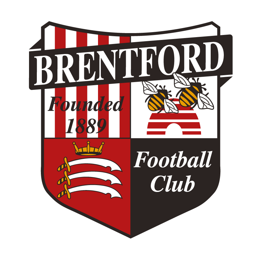 Brentford Football Club badge