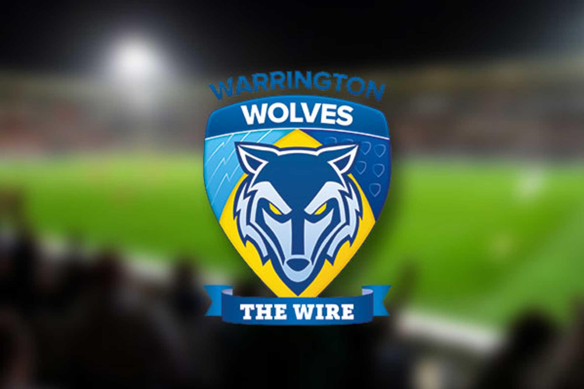 Warrington Wolves club badge