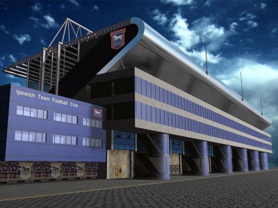 Ipswich Town Stadium