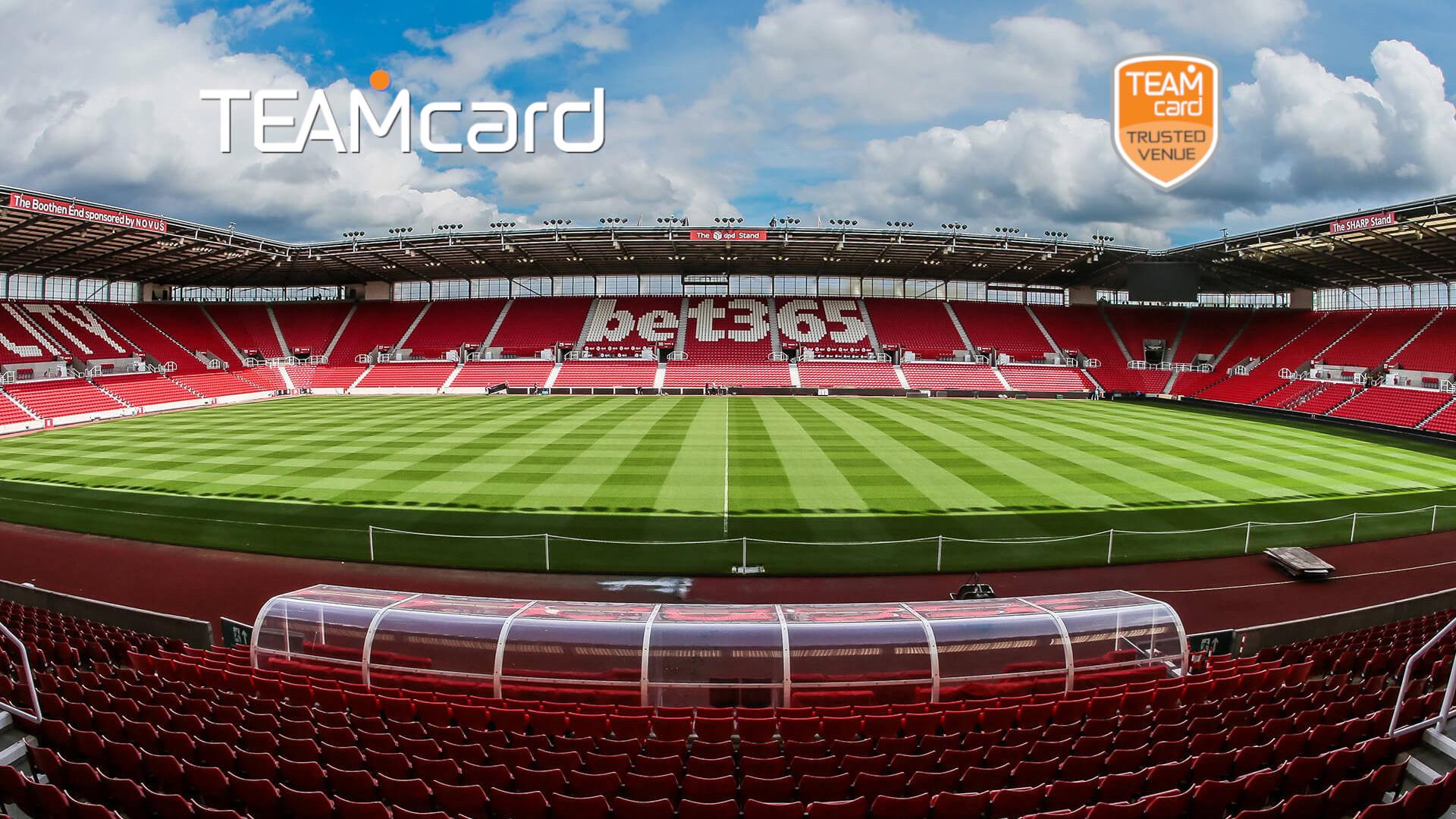 Stoke City Bet 365 Stadium