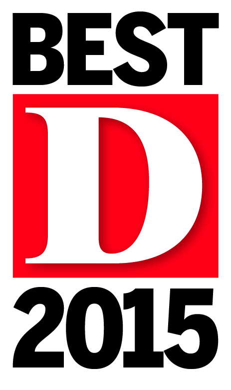 Dr. Beth Anglin, M.D., F.A.C.S. D Magazine Best of 2015