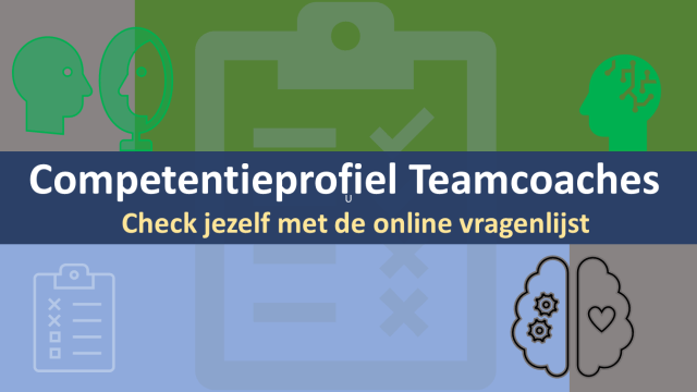 Competentieprofiel teamcoaches