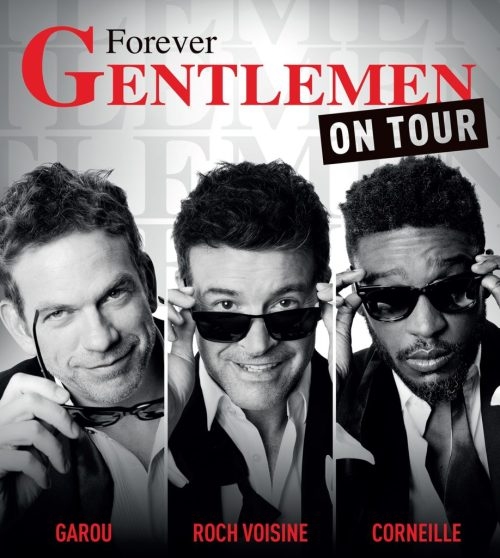 Forever Gentlemen on Tour